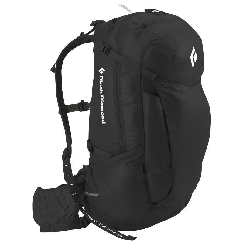 Nitro 26 Daypack Black