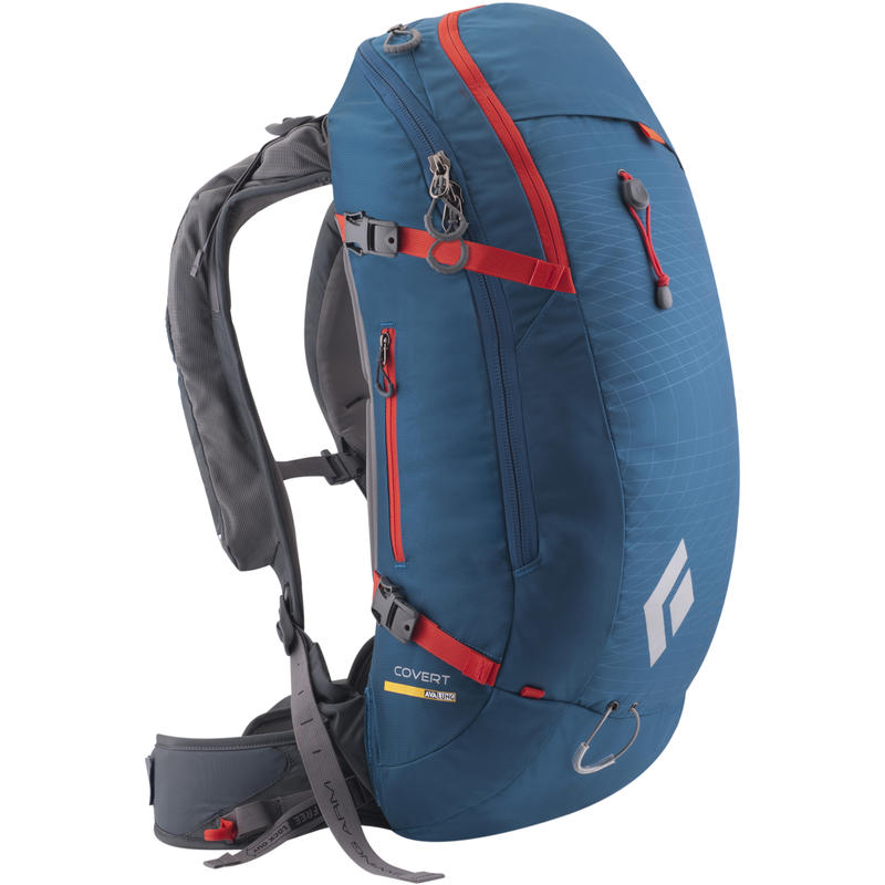 Covert Backpack (2012) Moroccan Blue