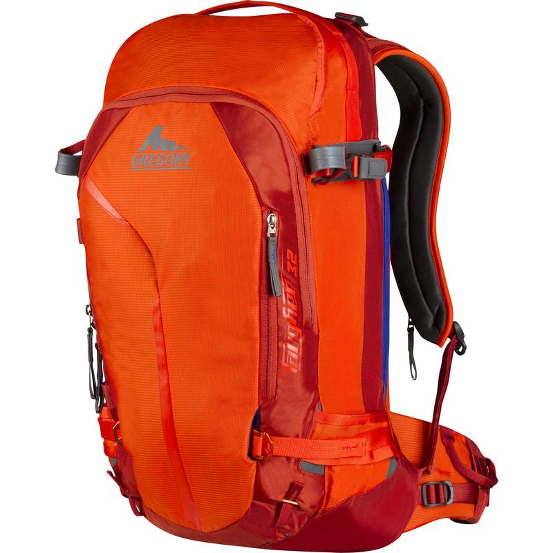 Targhee 32 Backpack Radiant Orange