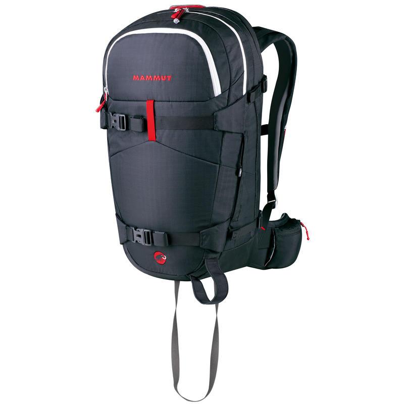 Sac à dos Ride 30 avec Airbag amovible Noir/Feu
