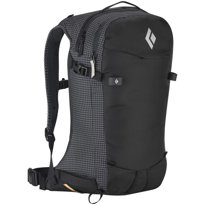 Dawn Patrol 25 Daypack Black