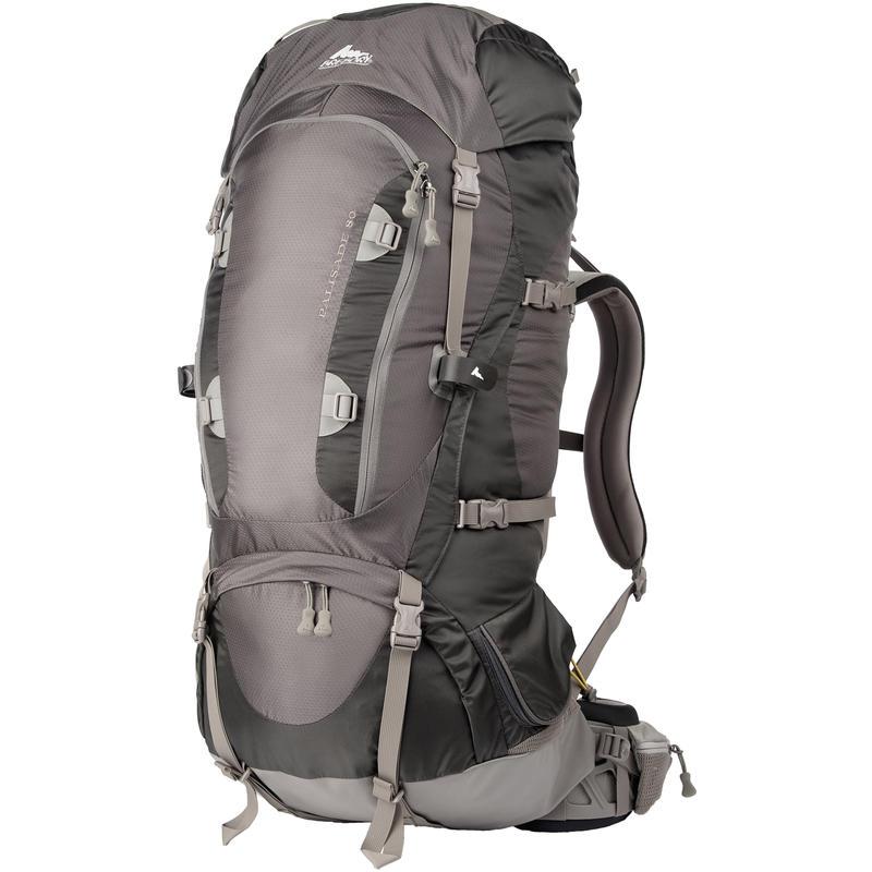 Palisade 80 Backpack Iron Gray