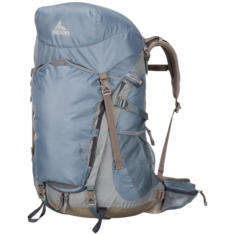 Sage 45 Backpack Tule Blue
