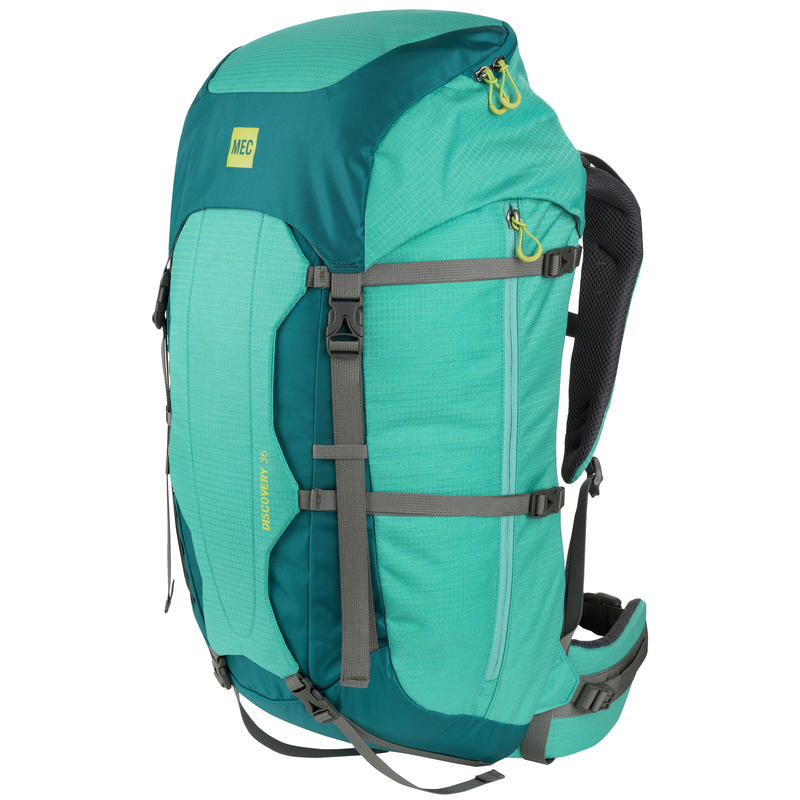 Discovery 36L Backpack Spa Green/Teal