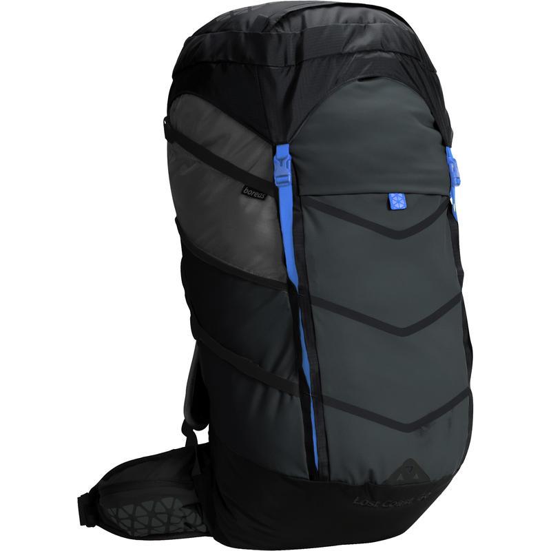 Lost Coast 60 Backpack Farallon Black