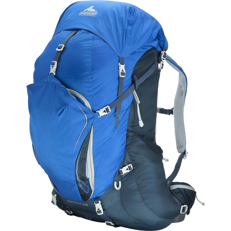 Contour 60 Backpack Reflex Blue