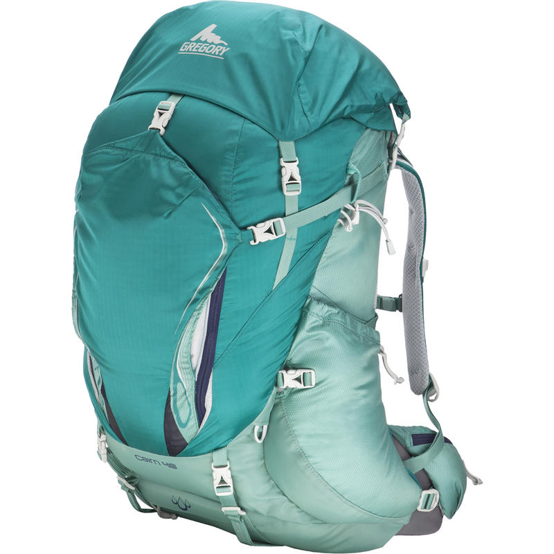 Cairn 48 Backpack Teal Green