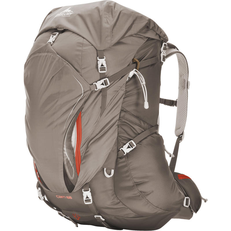 Cairn 58 Backpack Magnetic Grey
