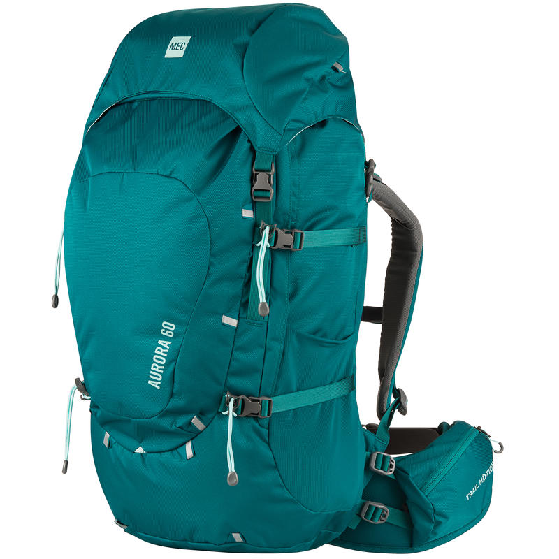 Aurora 60 Backpack Adriatic/Aqua Mist