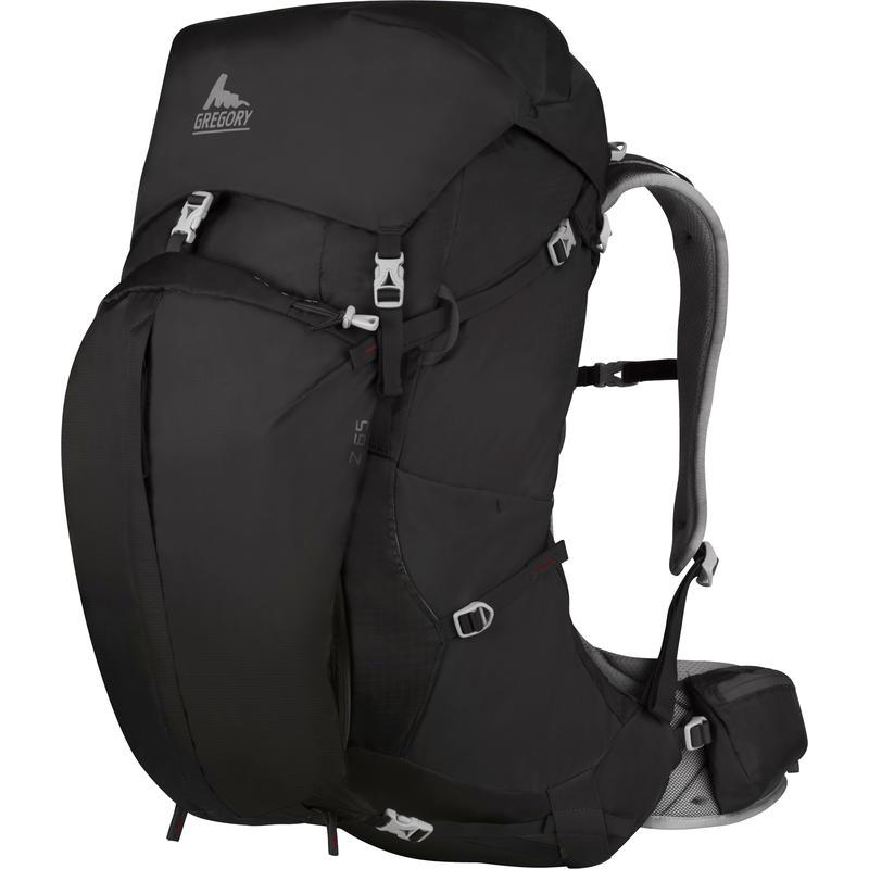 Z65 Backpack Storm Black
