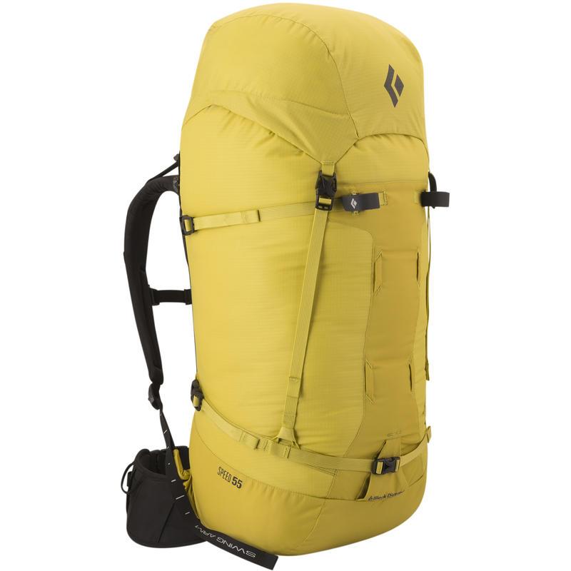 Speed 55 Backpack Sulfur