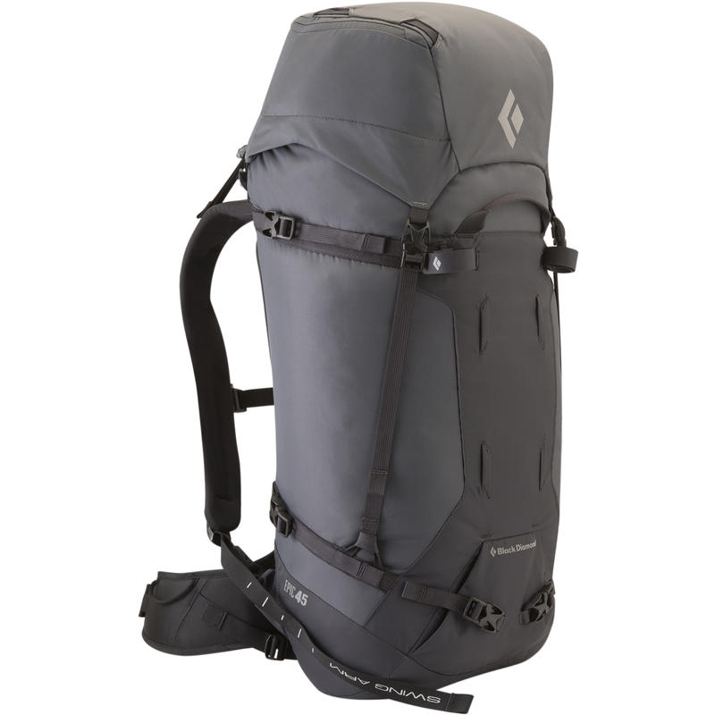Epic 45 Backpack Graphite