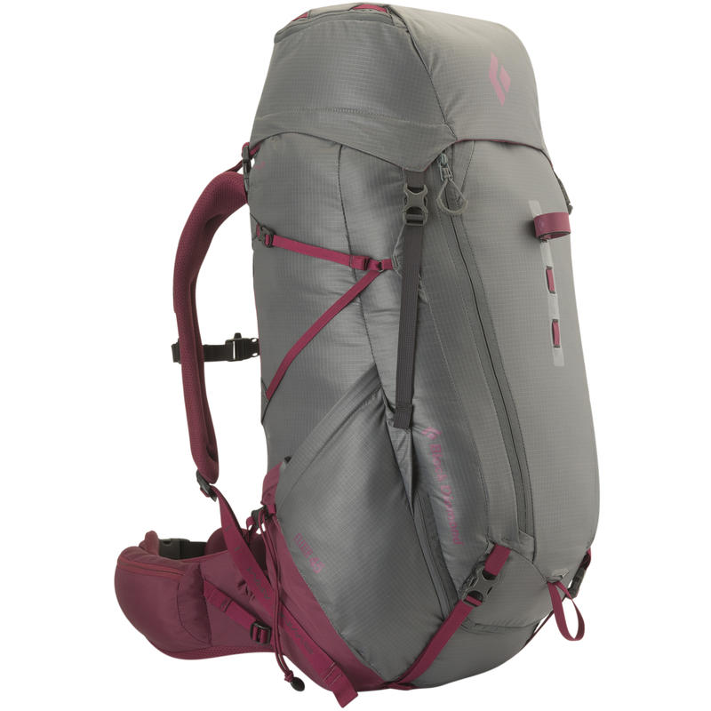 Elixir 45 Backpack Titanium/Berry