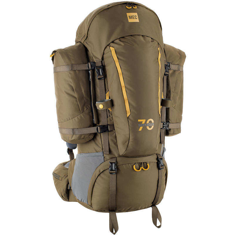 d78d078b5b7b MEC Serratus 70 Backpack - Unisex