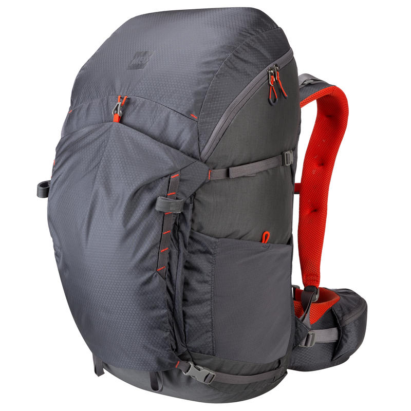 Zephyr 45 Backpack Coal/Lava