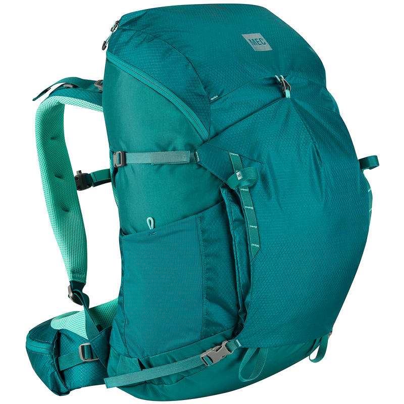 Mistral 40 Backpack Adriatic/Cool Mint