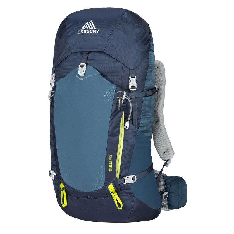Zulu 40 Backpack Navy Blue