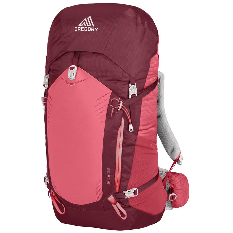 Jade 38 Backpack Ruby Red