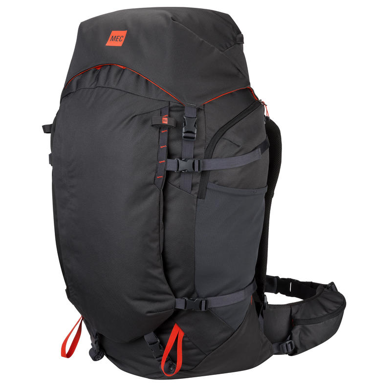 Forge 75 Backpack Eclipse/Lava