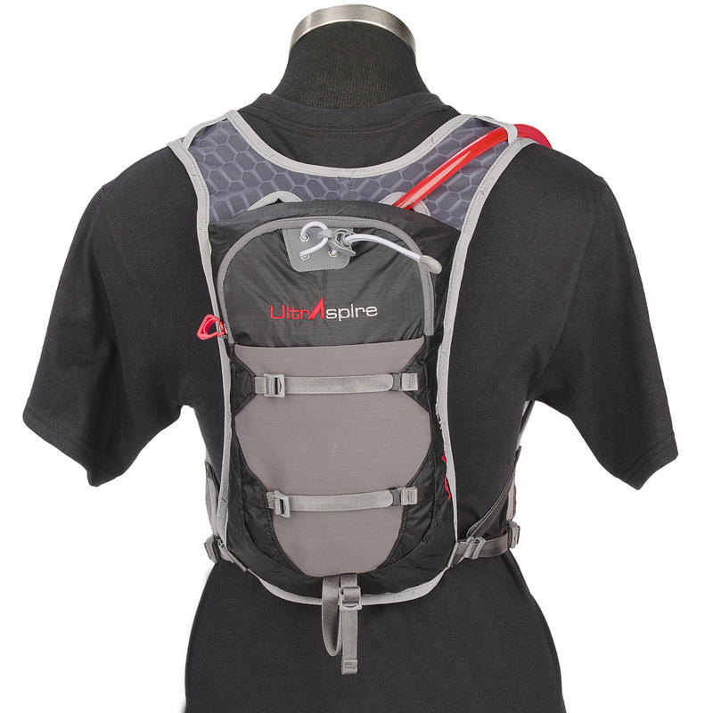 Astral Race Vest Pitch Black