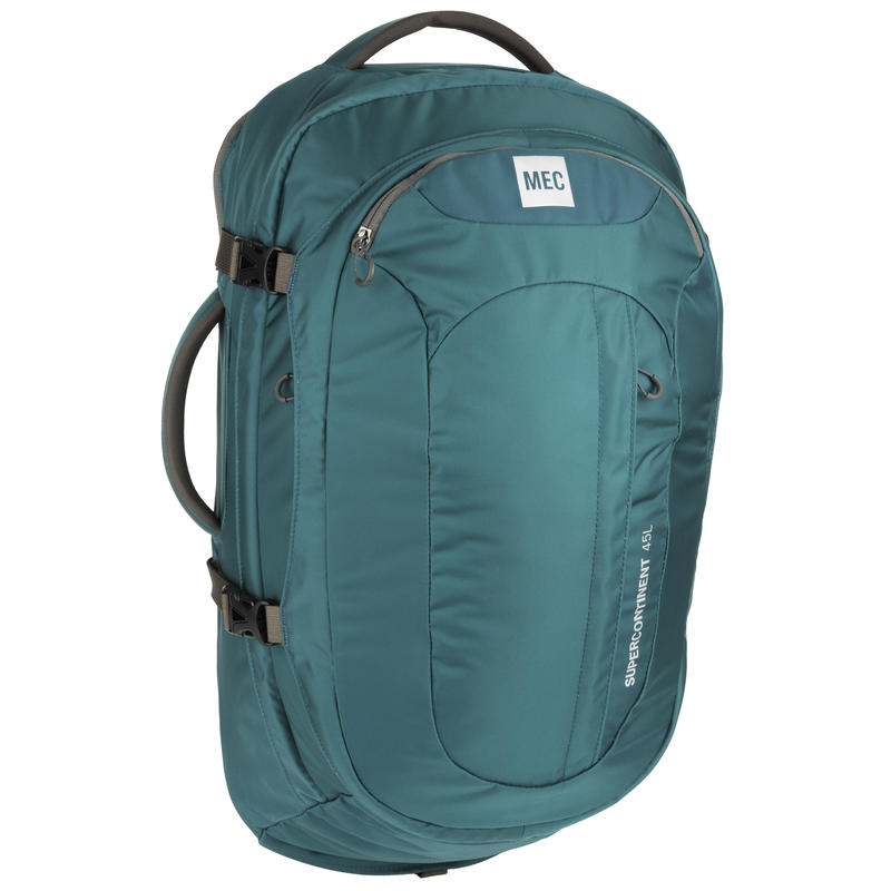 Supercontinent 45 Travel Pack Sherwood