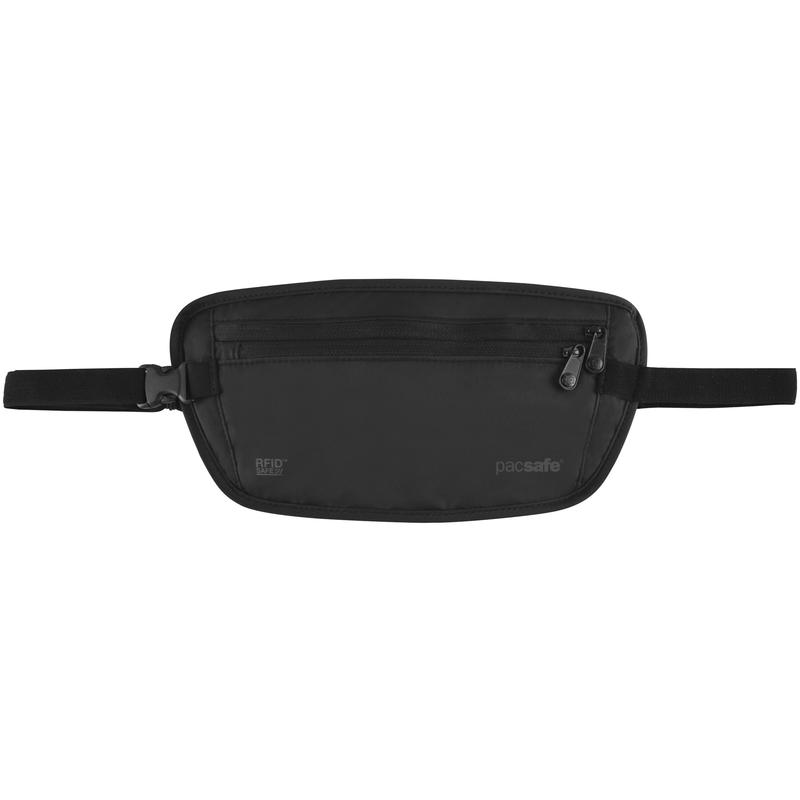 Sac de taille RFIDsafe 100 Noir
