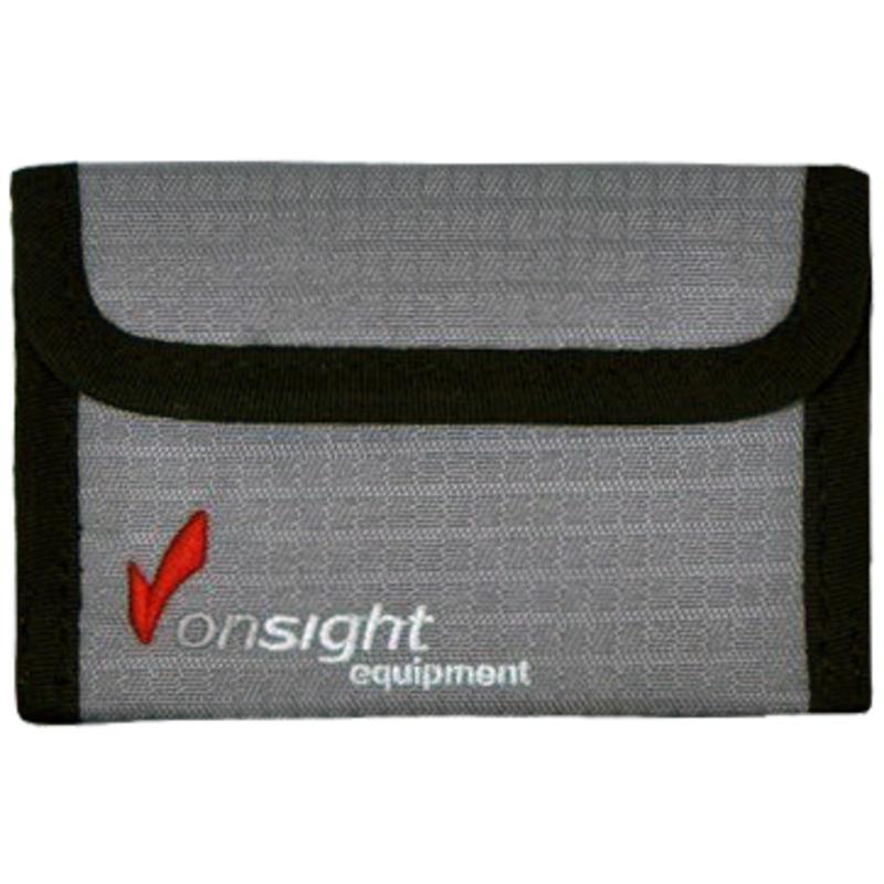 Porte-cartes RFID pour huit cartes Gris