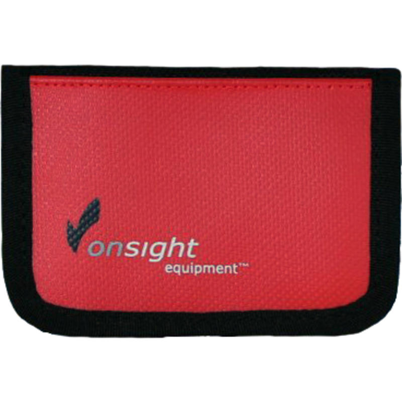 RFID Shield Wallet Red