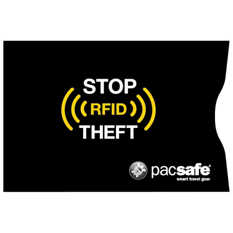 RFID Sleeve 25 Black