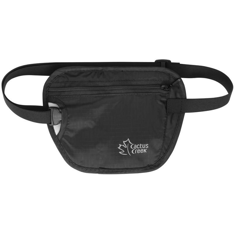Hidden Money Belt Onyx