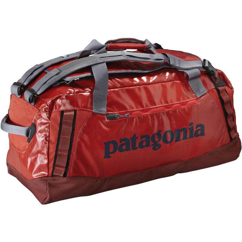 Black Hole Duffle 60L Turkish Red