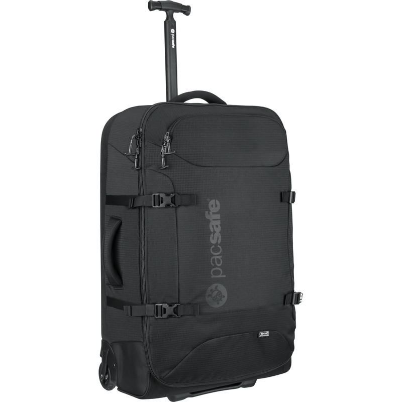Toursafe AT29 Wheeled Duffle Black