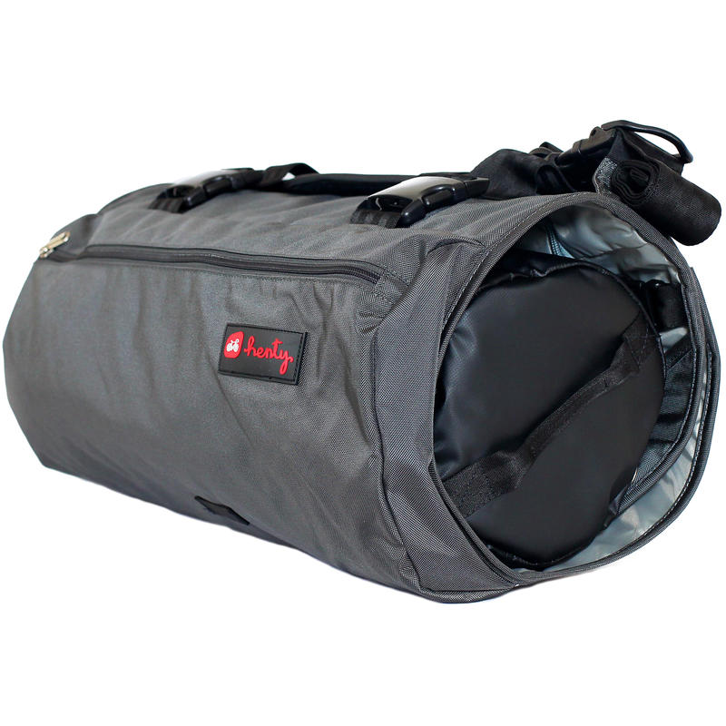 Sac messager Wingman Gris