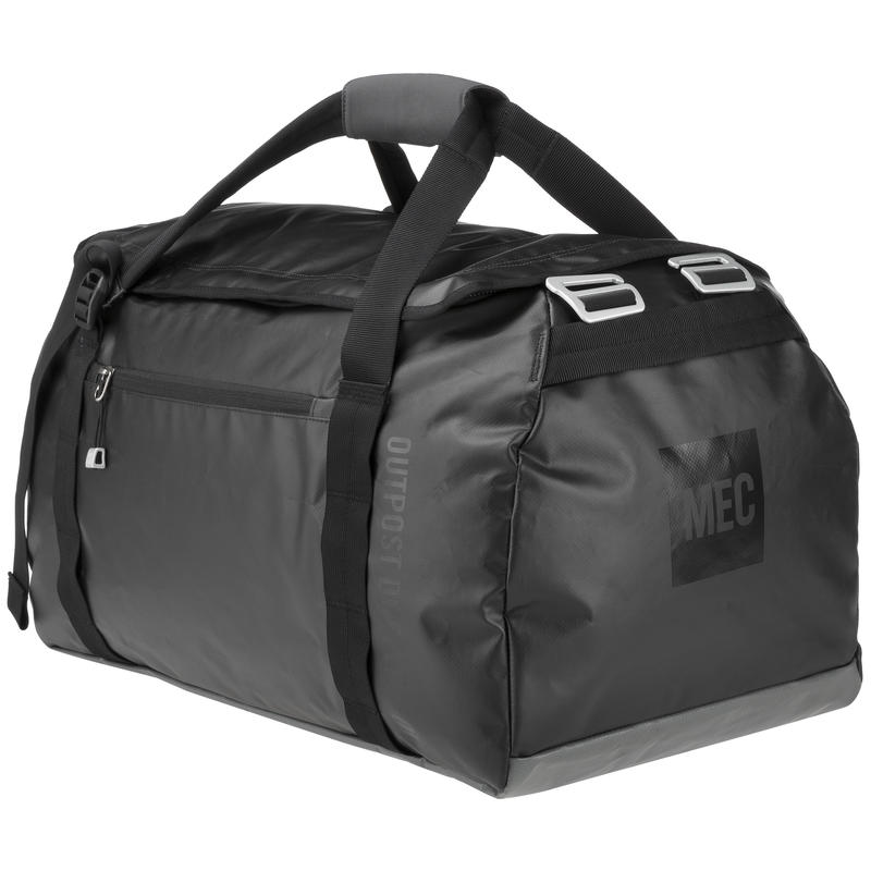 Outpost Duffle Black