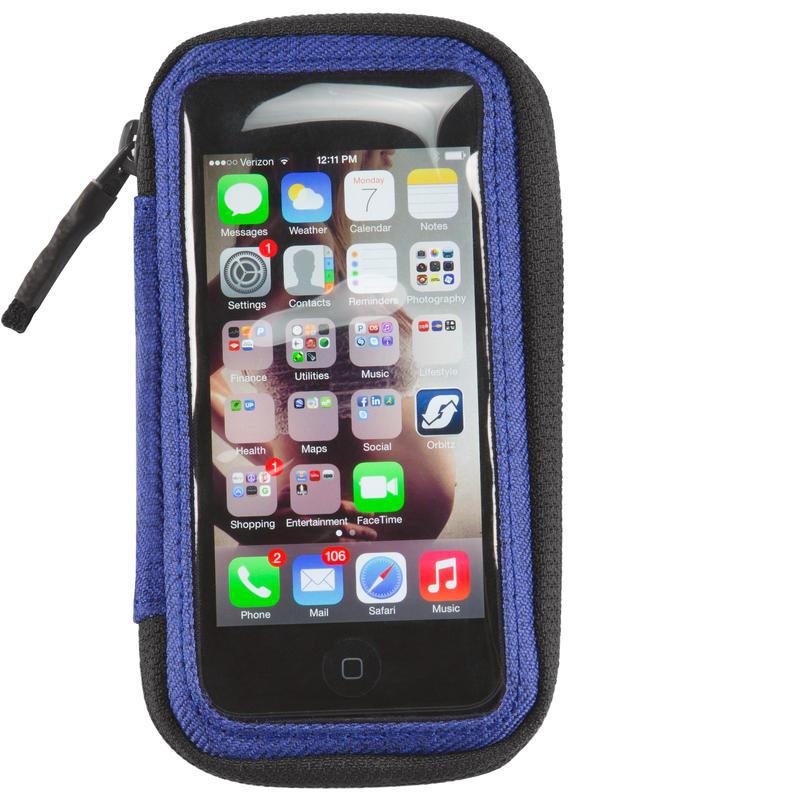 Étui Pinch pour téléphone Sergé complet cobalt