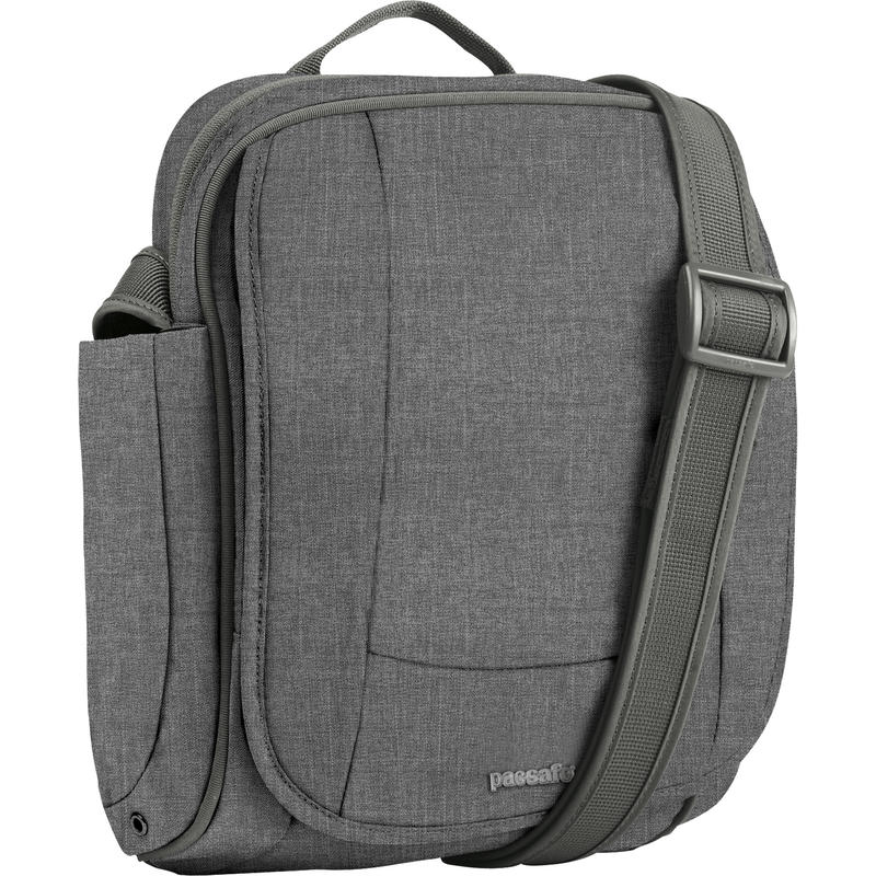 MetroSafe 200 GII Shoulder Bag Tweed Grey