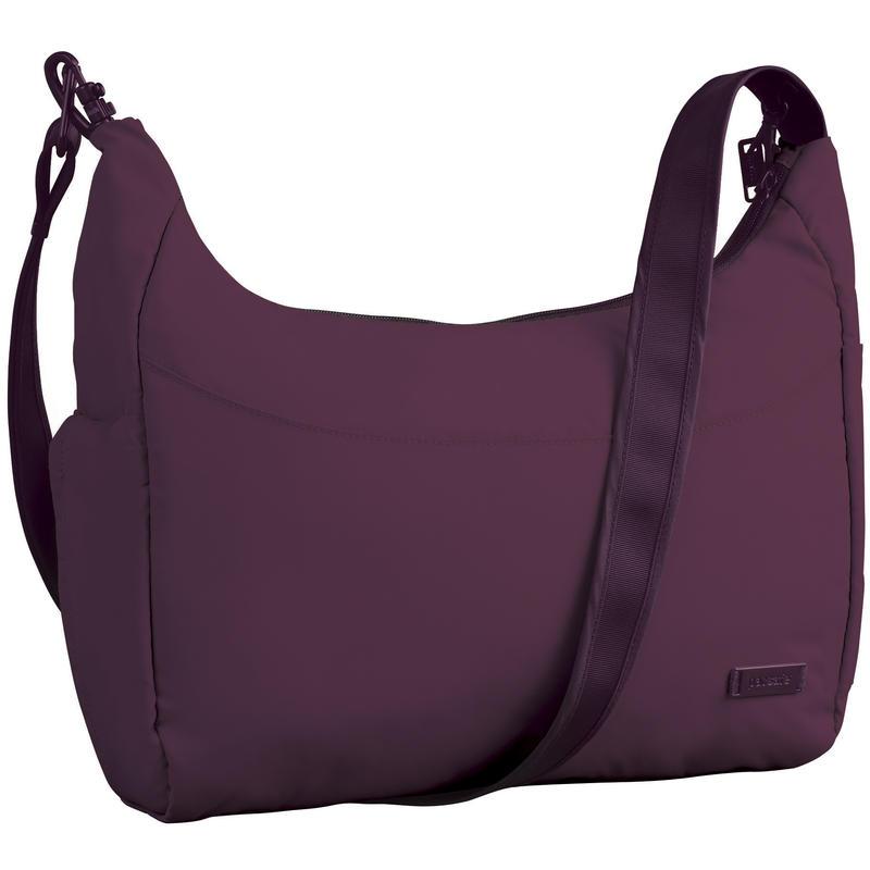 Citysafe 200 GII Anti-Theft Handbag Plum