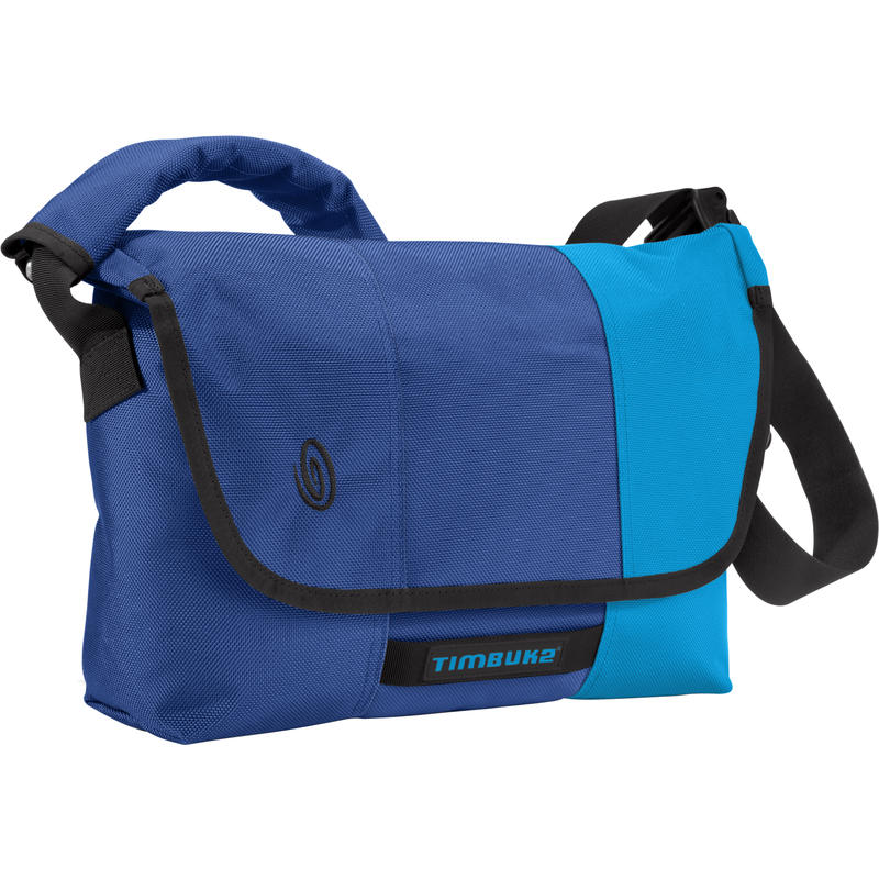 Spin Messenger Bag Night Blue/Pacific