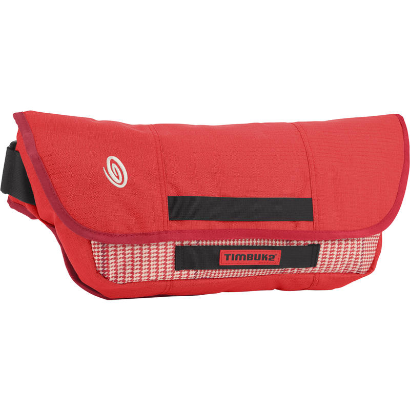 Catapult Messenger Bag Bixi Red