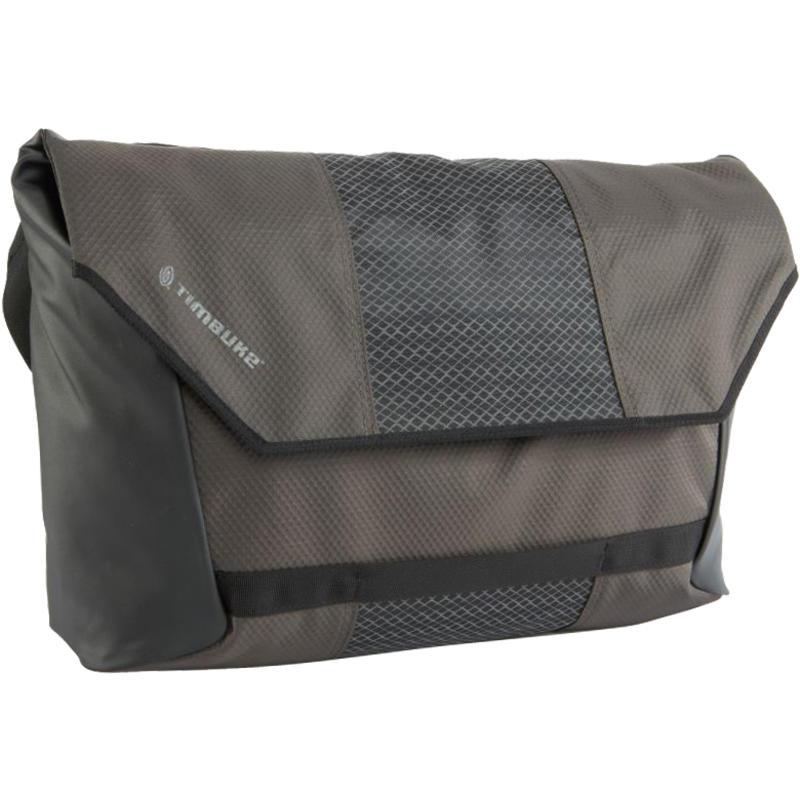 Especial Claro Messenger Bag Hammered Carbon