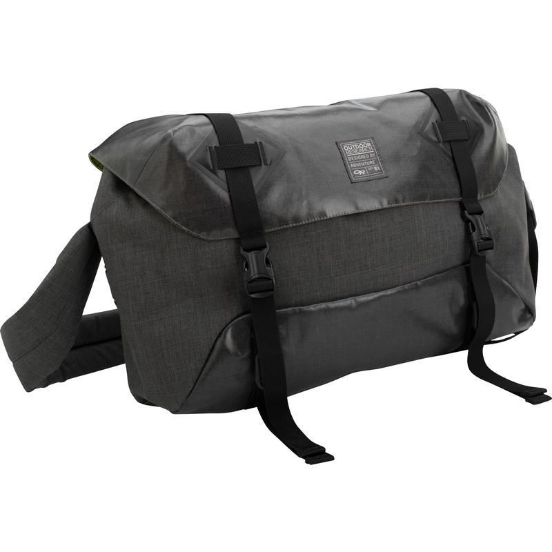 Rangefinder Messenger Bag Charcoal Heather