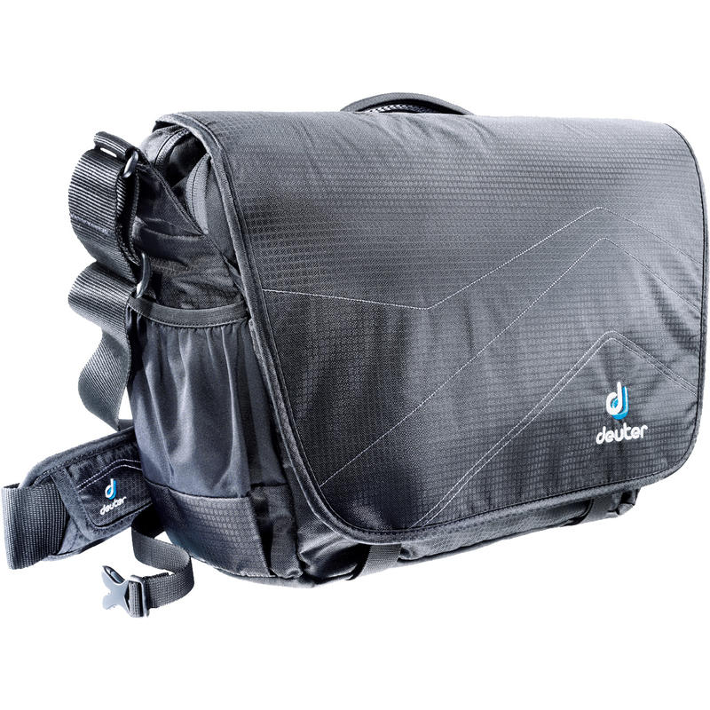 Operate II Shoulder Bag Black/Silver