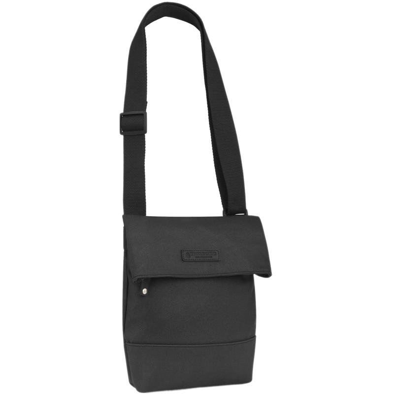 Tempest Shoulder Bag New Black