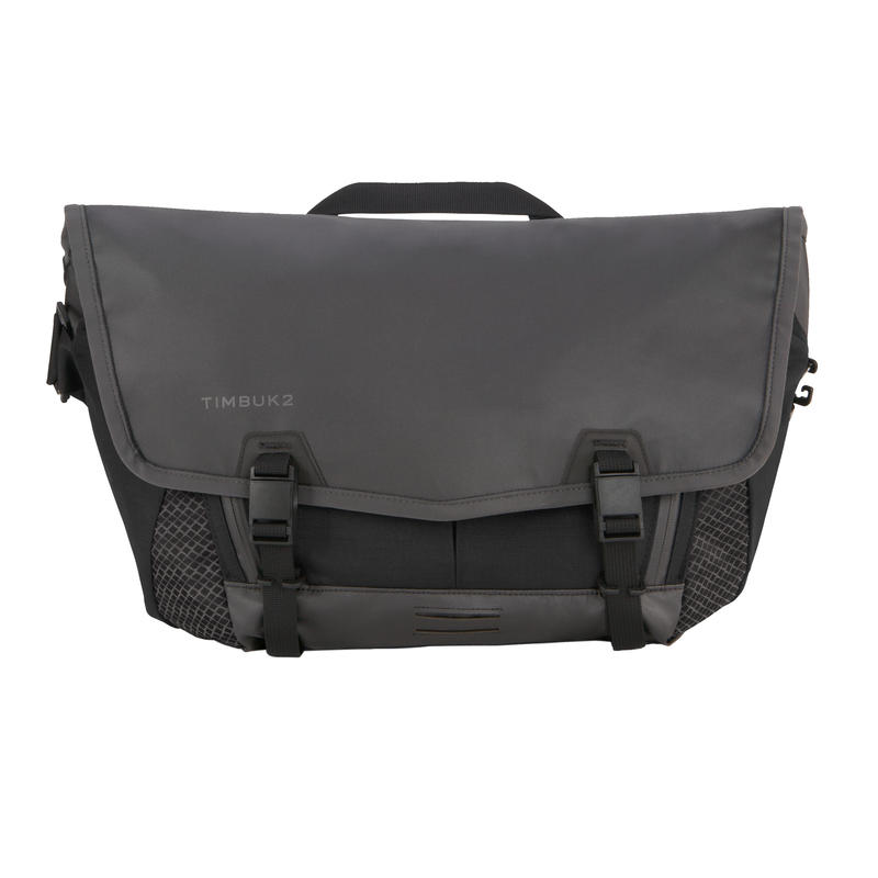 Especial Messenger Bag Black
