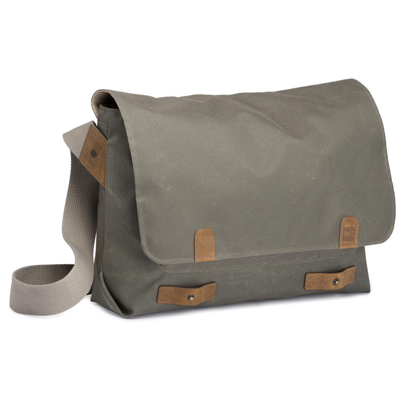 Cascade Courier Bag Moss