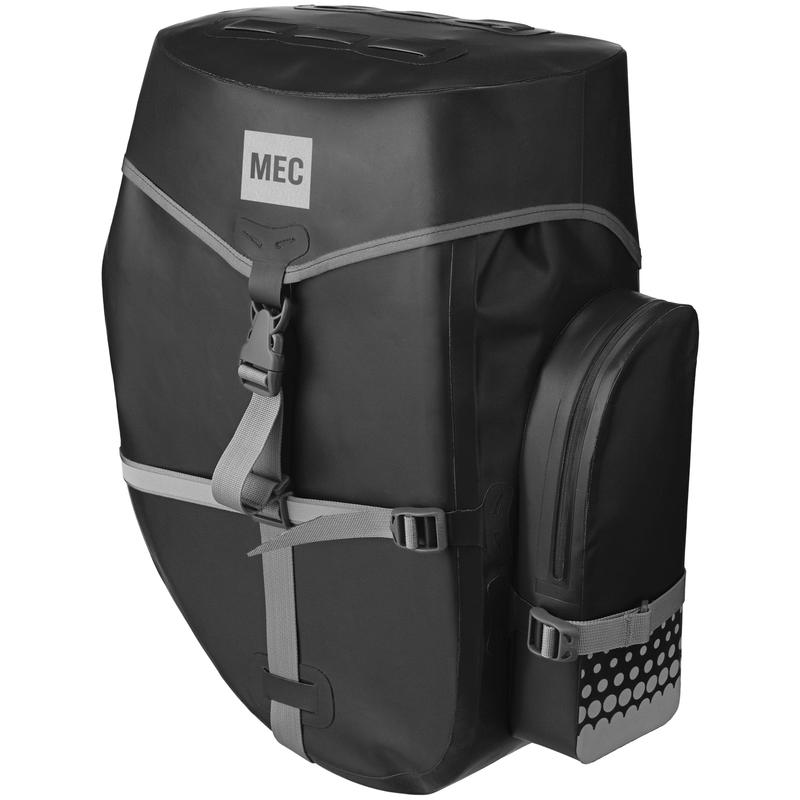 Sacoches Aqua-Not 46 l Noir