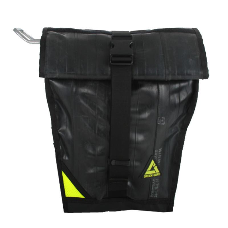 Sacoche de vélo/Sac à dos High Roller Noir