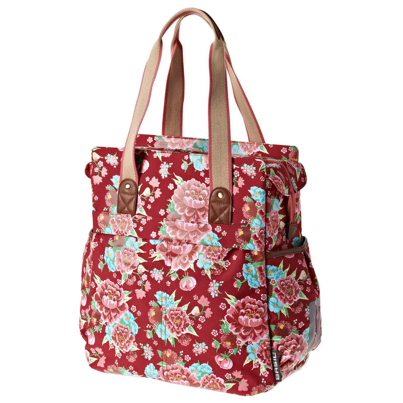 Bloom Shopper Scarlet Red