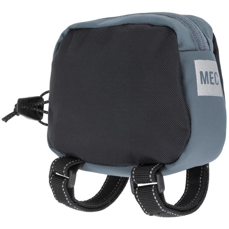 Etape Top Tube Bag Black
