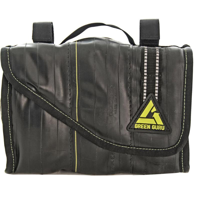 Cruiser Cooler Handlebar Bag Black